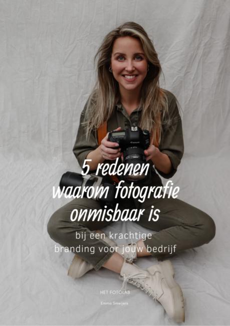 5 redenen waarom fotografie