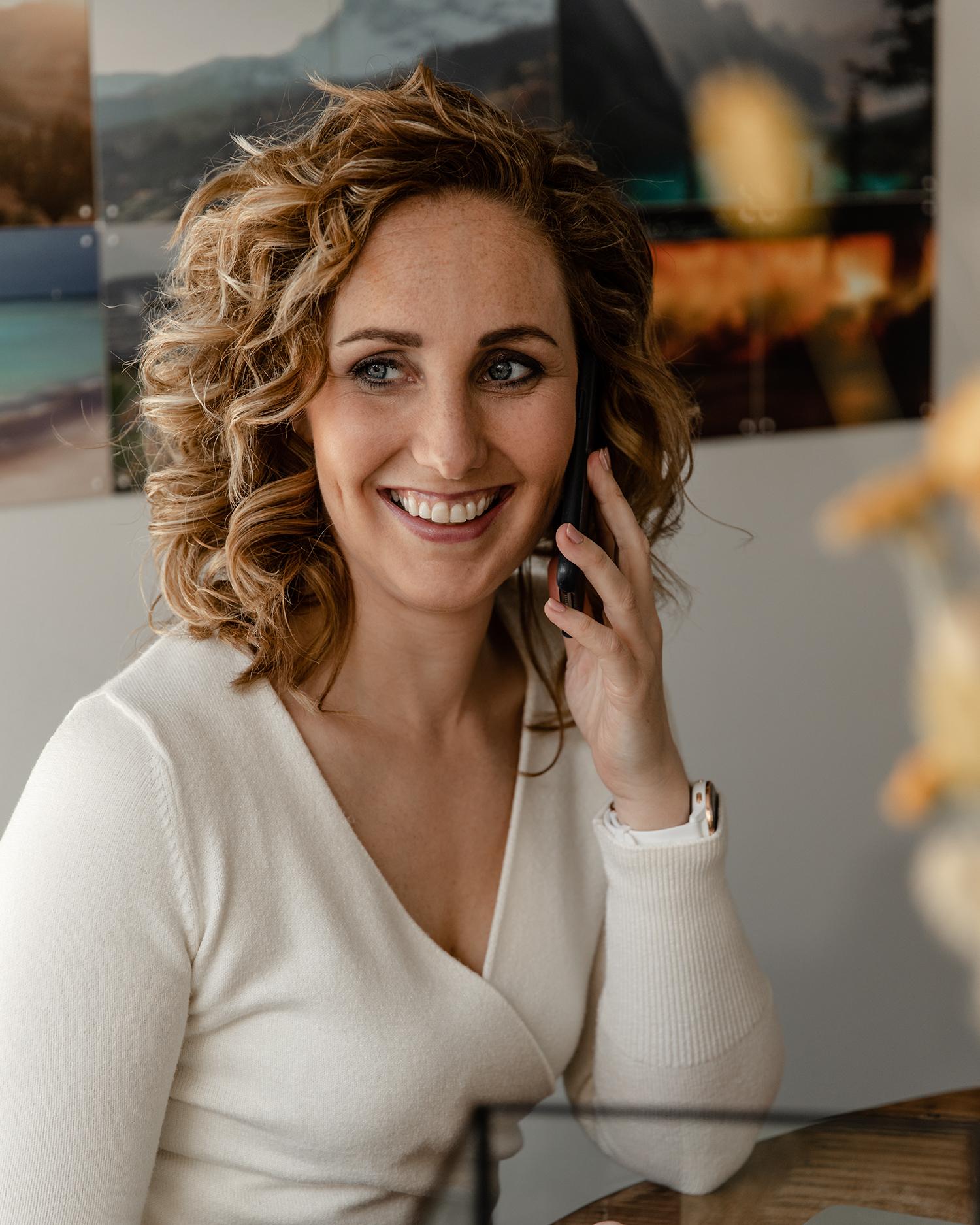 Anneleen virtueel assistent branding